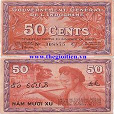 Tiền Đông Dương 1939