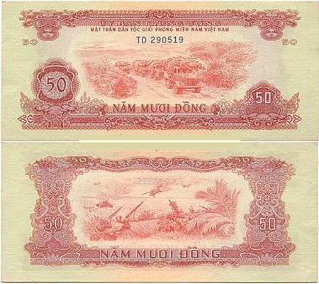 bộ tiền giải phóng 1963 607