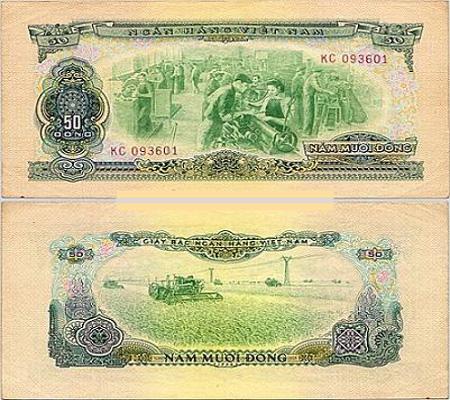 bộ tiền giải phóng 1966 608