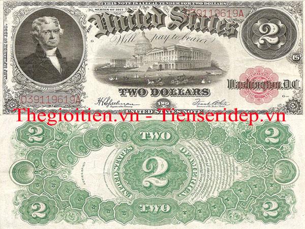 2 usd 1917 730