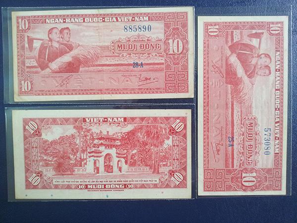 Bộ tiền 1955 lần 1 605