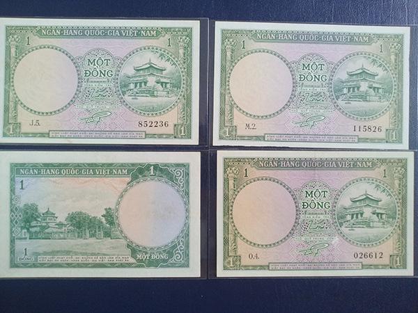 Tiền VNCH 1955 lần 2 600