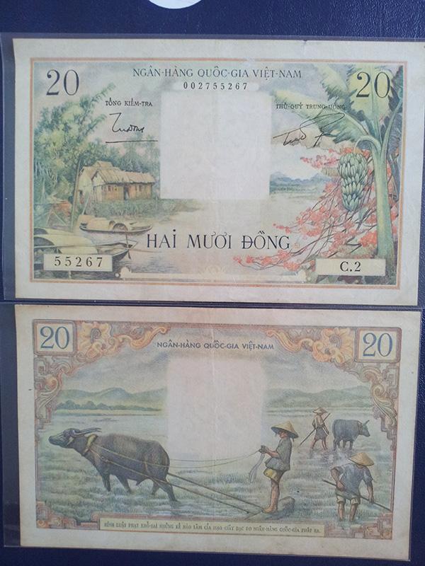 Tiền VNCH 1955 lần 2 603