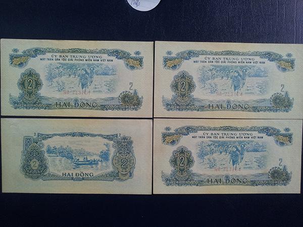 bộ tiền giải phóng 1963 604