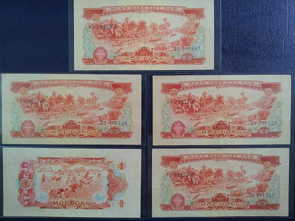 bộ tiền giải phóng 1966 603