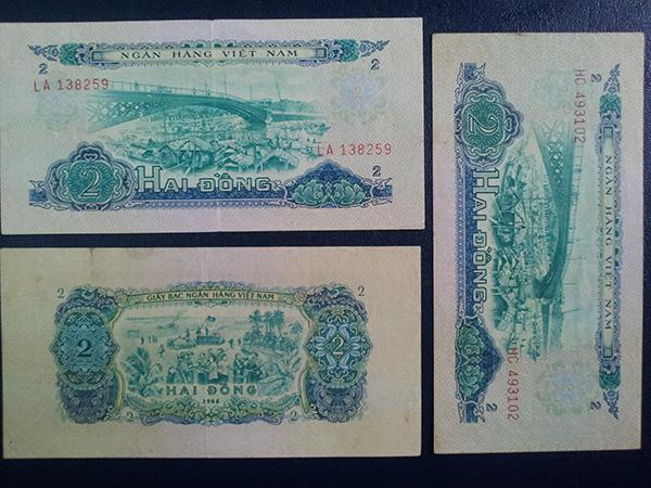 bộ tiền giải phóng 1966 604