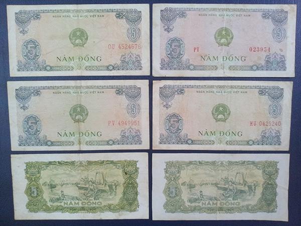 bộ tiền 1976 603