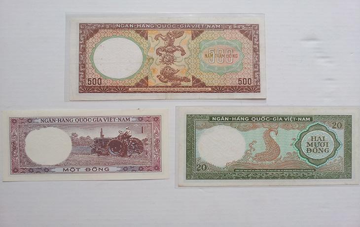bộ tiền vnch 1964 730