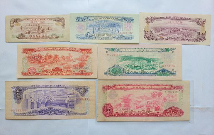 bộ tiền giải phóng 1966 730