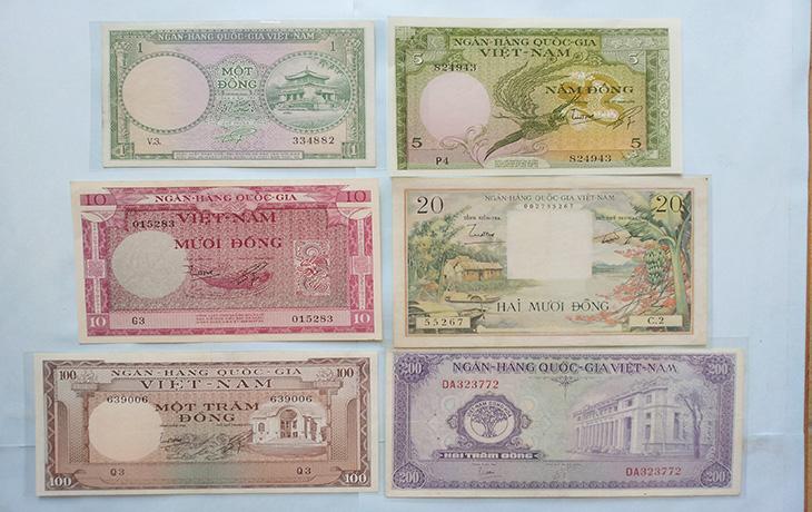 Tiền VNCH 1955 lần 2 730