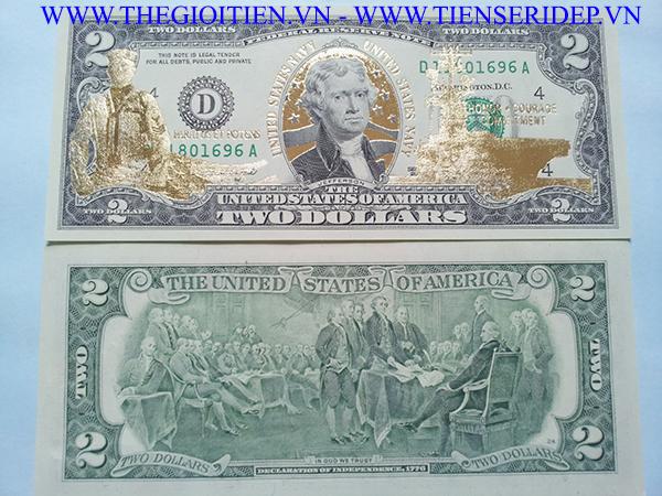 2 đô mạ vàng hải quân