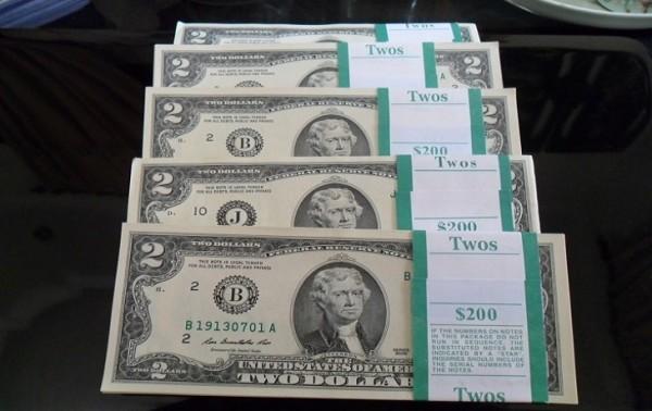 2 dola 2003