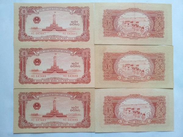 1 đồng năm 1958