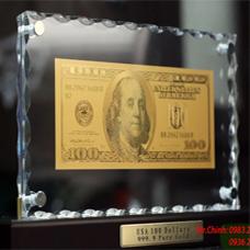 100 usd bằng vàng 9999 228
