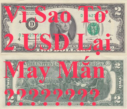 vi sao to 2 usd lai may man