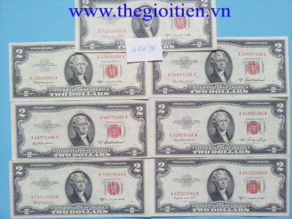 2$ 1953 seri đẹp