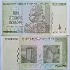 Zimbabwe 10 nghìn tỷ 228