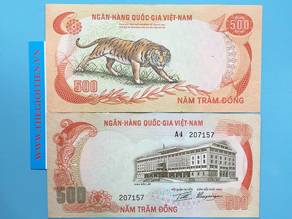 tiền hình hổ trong 12 con giáp
