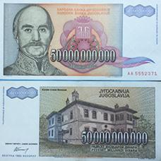 tiền nam tư 228