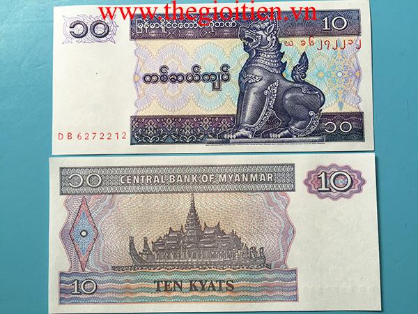 tiền tứ linh lân myanmar