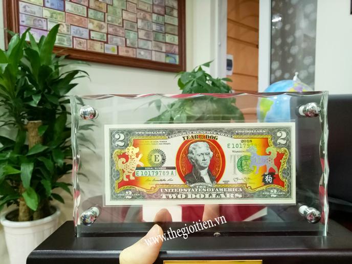 100 đô hongkong