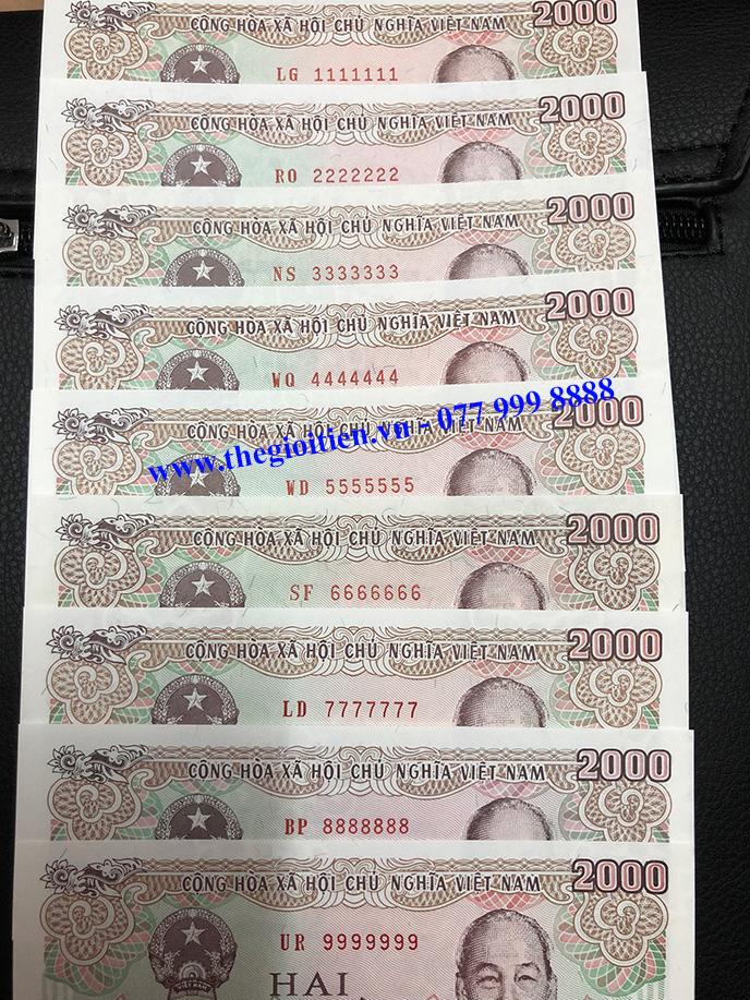 tiền seri thất quý