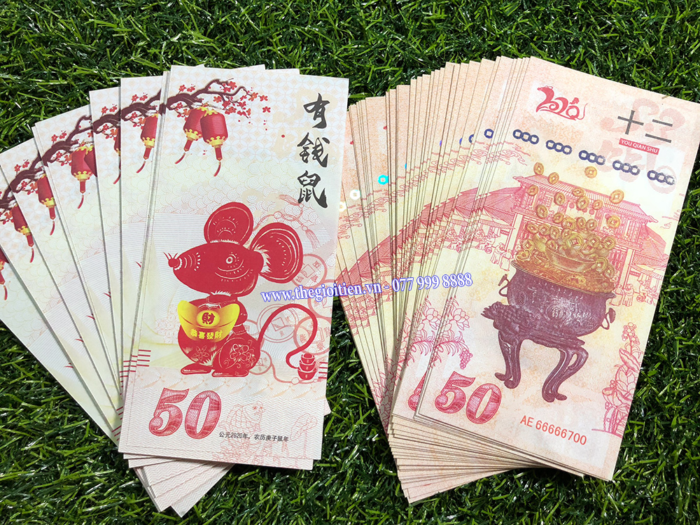 tiền chuột macao 50 patacas