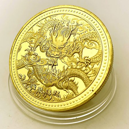 xu hình rồng vàng