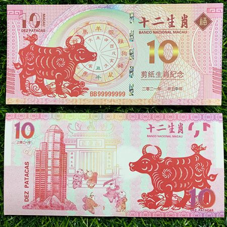 tiền con trâu macao 10