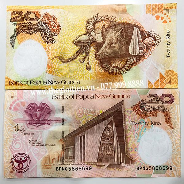 tiền con lợn papua