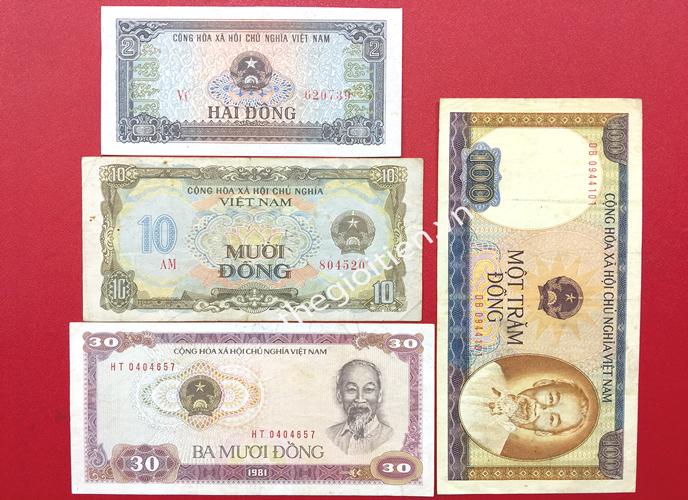 bộ tiền năm 1980