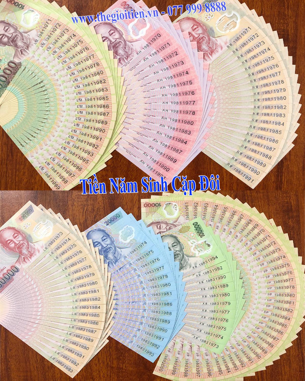 tiền năm sinh cặp đôi
