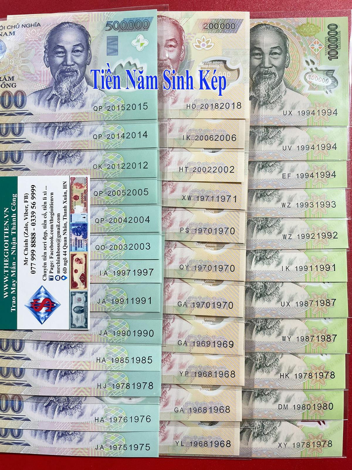 tiền năm sinh kép