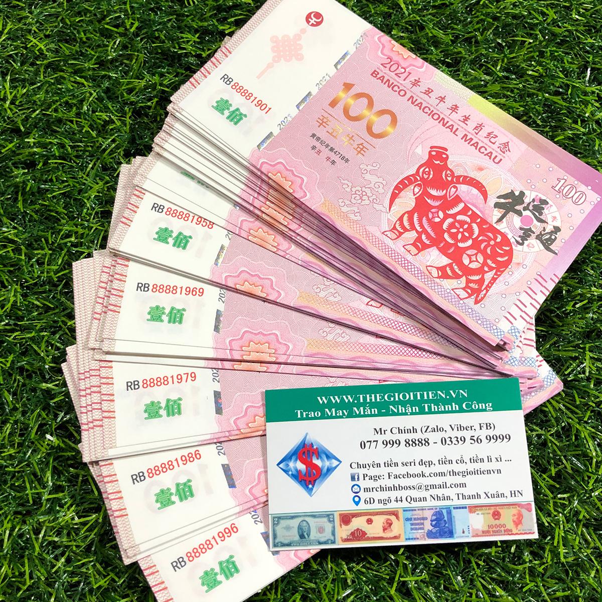 tiền trâu macao số năm sinh