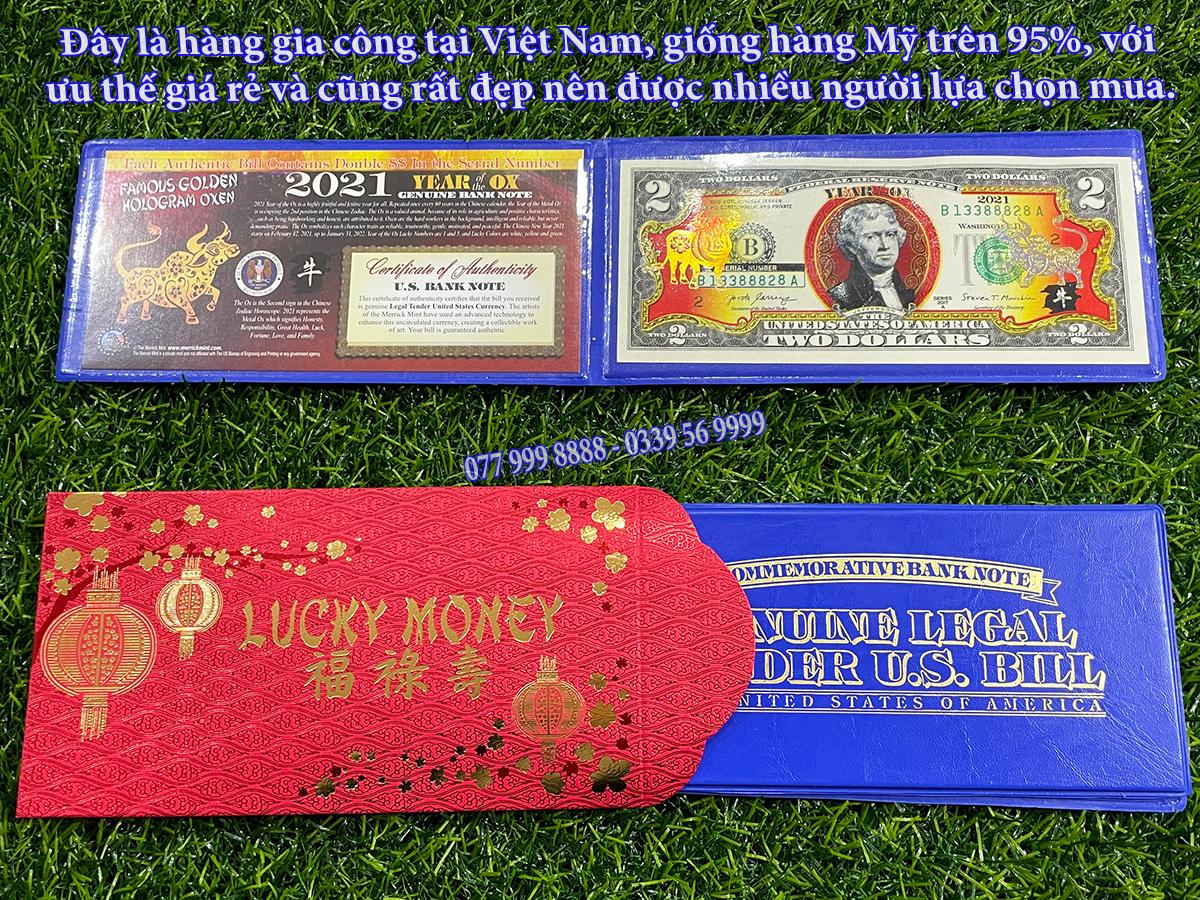2 usd trâu Việt Nam